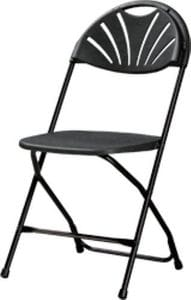 2000 Plastic Back Folding Chair -48