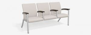 SPE Gravity 5213M Three Seater w Int. Arms
