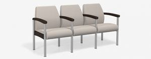 SPE Cooper-Dwight-6113M Three Seater w Full Arms