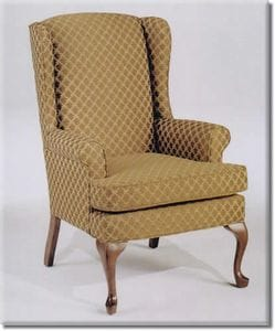 HCF 1036 Wing Back Chair