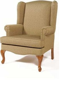 HCF AM 300 Wing Back Chair -03