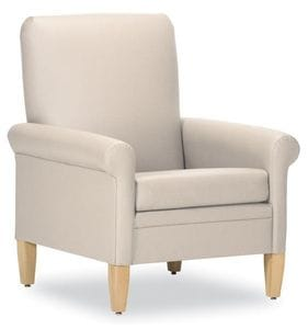 HCF Elegance Fusion High Back Chair -15