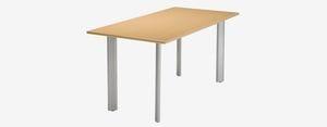 SPE4 Oval Post Leg PLO Table