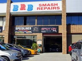 BRB Smash Repairs in Booragoon