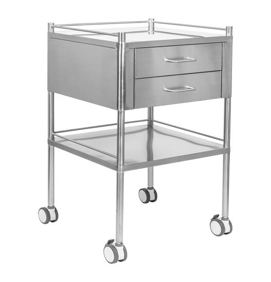 Trolleys, Stainless Steel