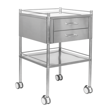 Trolleys, Stainless Steel
