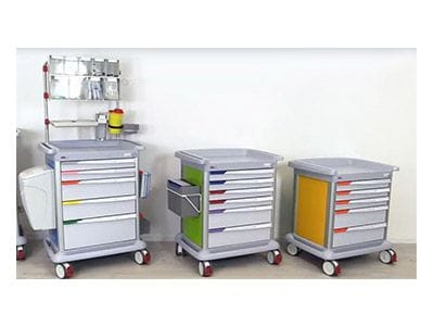 Medeleq | Hospital Carts