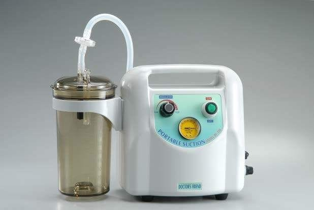 DF-750 Suction Unit, Home Use or Light Suction