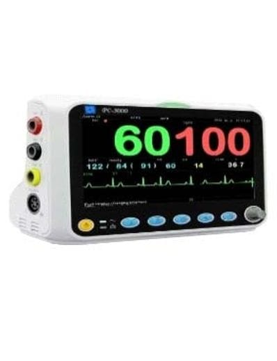 ...PC-3000 Multi-Parameter Patient Monitor