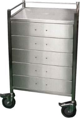 Five Drawer Trolley