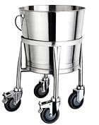 Kick Bucket and Stand