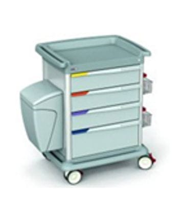 Preciso Modular Ward Trolleys