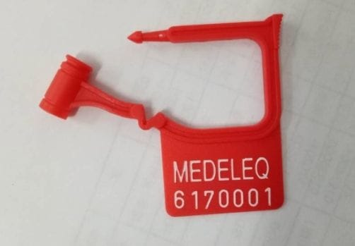 Security Tags for Trolleys
