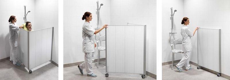 Silentia Shower Privacy Screens