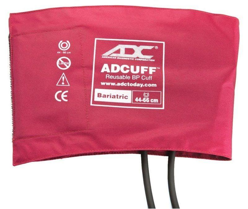 ADC 845 Bariatric Cuff dual tubes