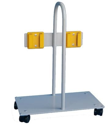 Trolley, 2 bay, for VacSax Canisters
