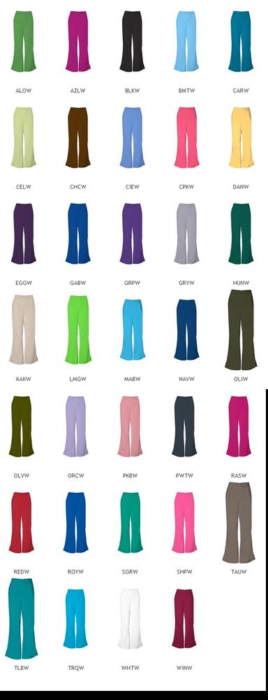 Thumbnail 4101 Women's Drawstring Pant - 24 Colours