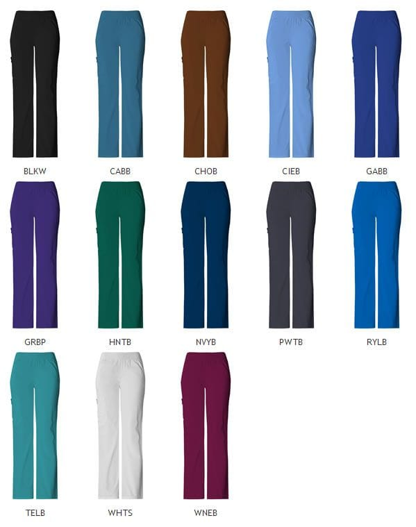 2085 Flexibles- Womens Pull-On Pant