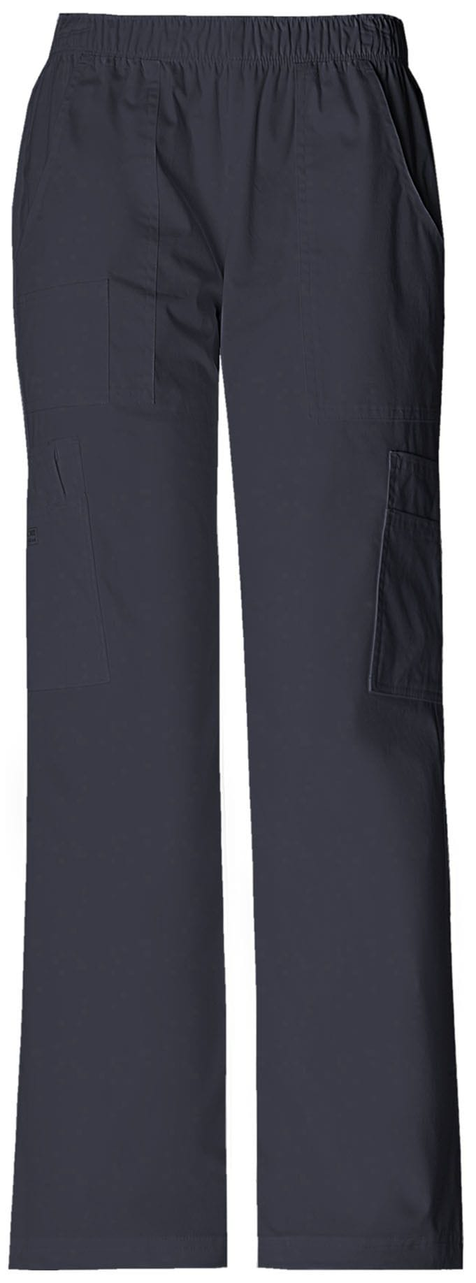 4005 PWTW Pewter Pull-on Cargo Pant