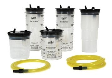 VacSax Bacticlear  3Lt Suction Liner box 20