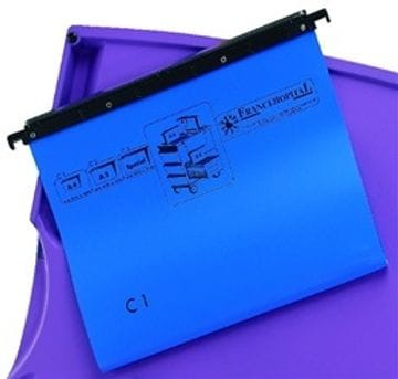Francehopital Suspension File Folders A4 each
