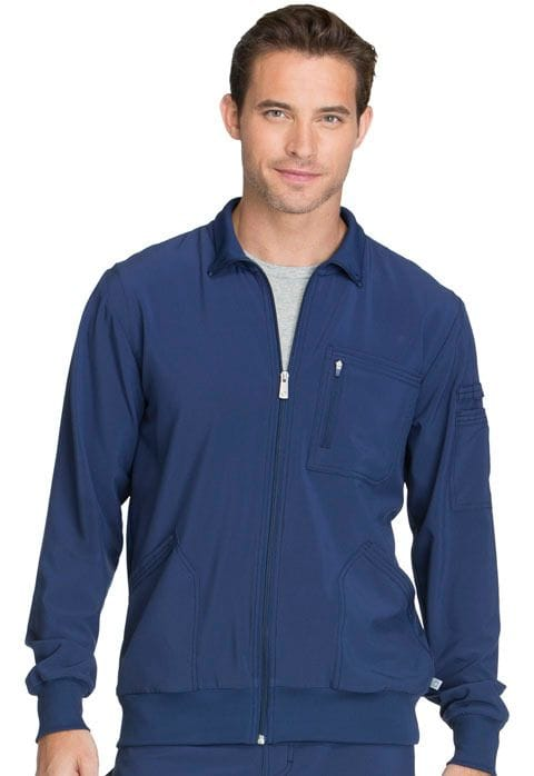 CK305A Warm Up Jacket Zip Front Men's
