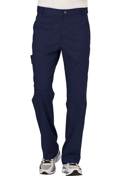 ..WW140 Navy Mens Fly Front Pant