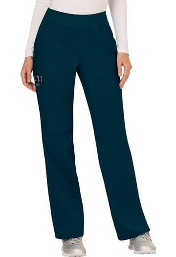 ...WW110 Caribbean  mid rise Pull on Pant