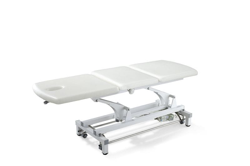 DP-S804 Three section, with Flexion, Treatment Couch