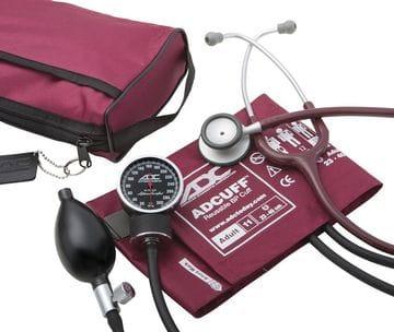 ADC Pocket Aneroid Sphyg/Stethoscope Set