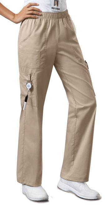 ..4005 Khaki Core Stretch Pant