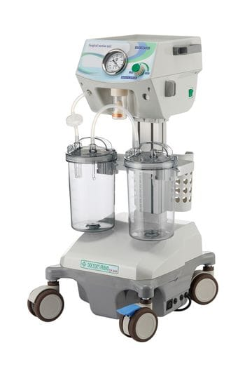..DF-660 Professional Suction Unit. New 2019 model.
