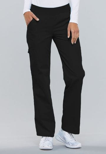 ..2085 Black Flexibles Pull on Pants