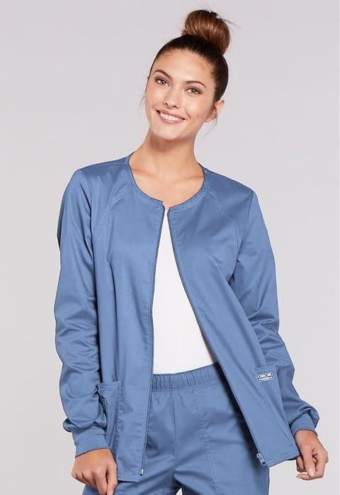 - 4315 Ciel Womens Warm-Up Jacket