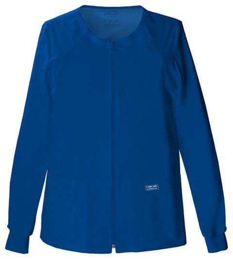 - 4315 Galaxy Womens Warm-Up Jacket