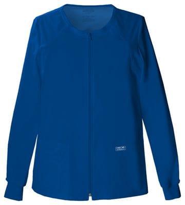 4315 Galaxy Womens Warm-Up Jacket