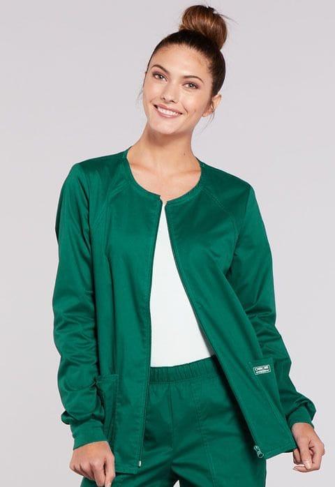 - 4315 Hunter Womens Warm-Up Jacket