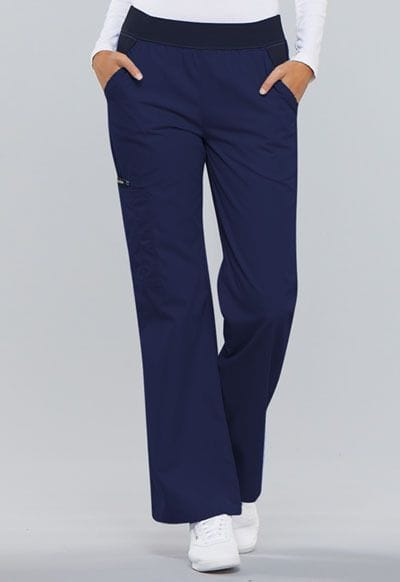 .1031 Womens Navy Pull-On Pant
