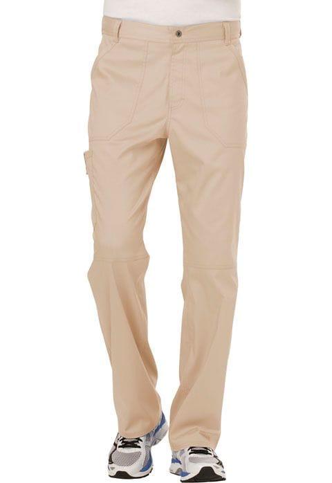..WW140 Khaki Mens Fly Front Pant