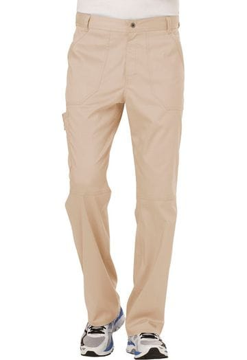 ..WW140 Khaki Mens Fly Front Pant