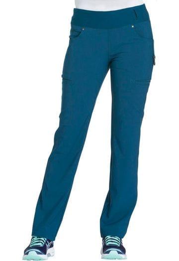 ..CK002 Caribbean iFlex Mid Rise Straight Leg Pull-on Pant