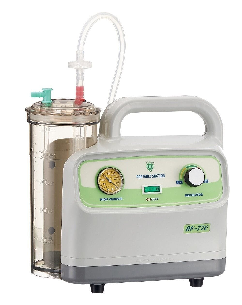 ..DF-770 Medical Suction Unit, Mains Operation. New 2019 model.