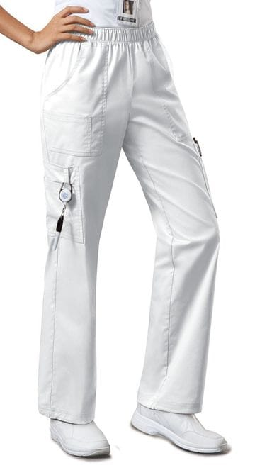 ..4005 White Pant Core Stretch
