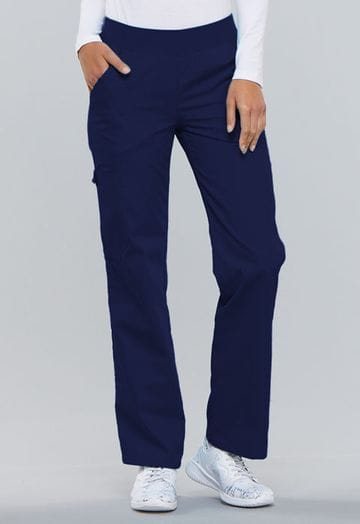 ..2085 Navy Flexibles Pull On Pant