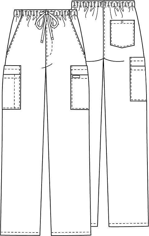Thumbnail 4000 Mens Drawstring Pant - 20 Colours