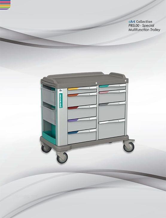 Persocar Multifunctional Trolleys