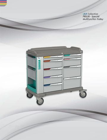 Persocar Multifunctional Trolleys