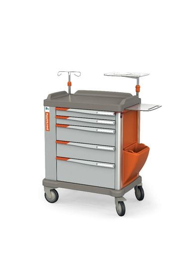 Persolife Emergency Trolley