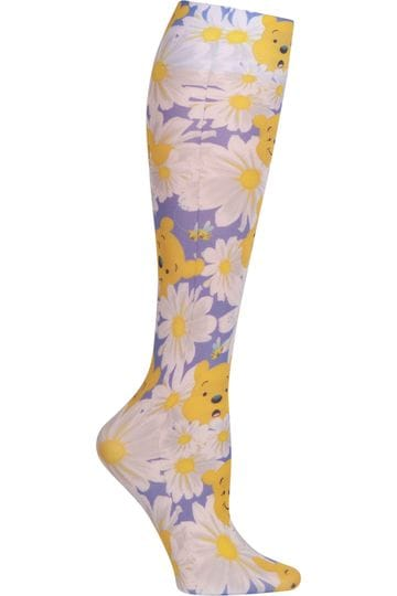 ...Oops-A-Daisy Knee High Compression Socks