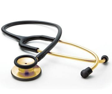..ADC603 GOLD PLATED Clinician Stethoscope